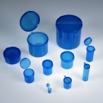 Static Dissipative (BAS) Polypropylene Plastic Containers