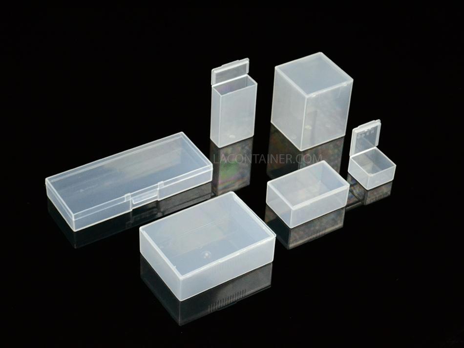 LA Container Gamma Sterilizable Polypropylene Square
