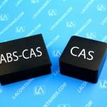 ABS-CAS: An ESD Material