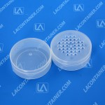 NuCons™: Two Piece Point Of Sale Plastic Containers