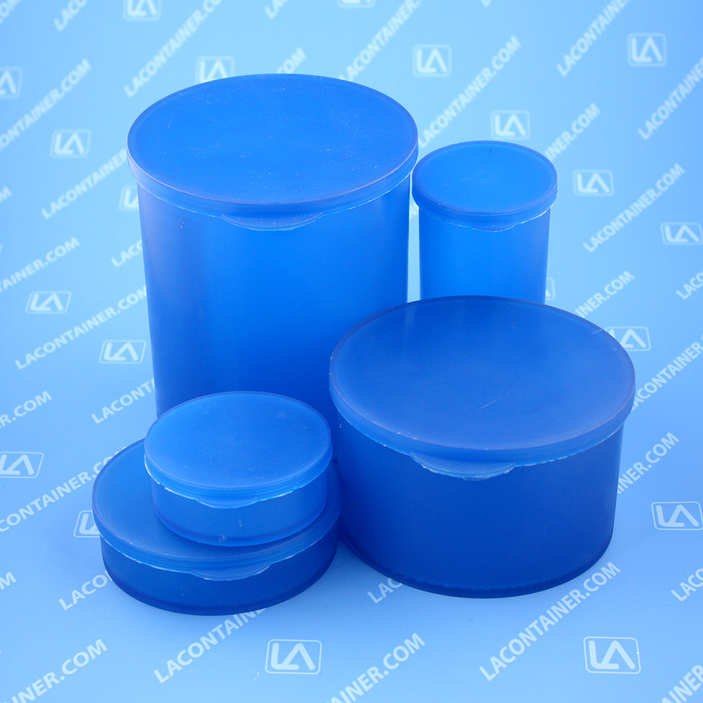 Statcons two piece esd plastic containers lacontainer for Surface container