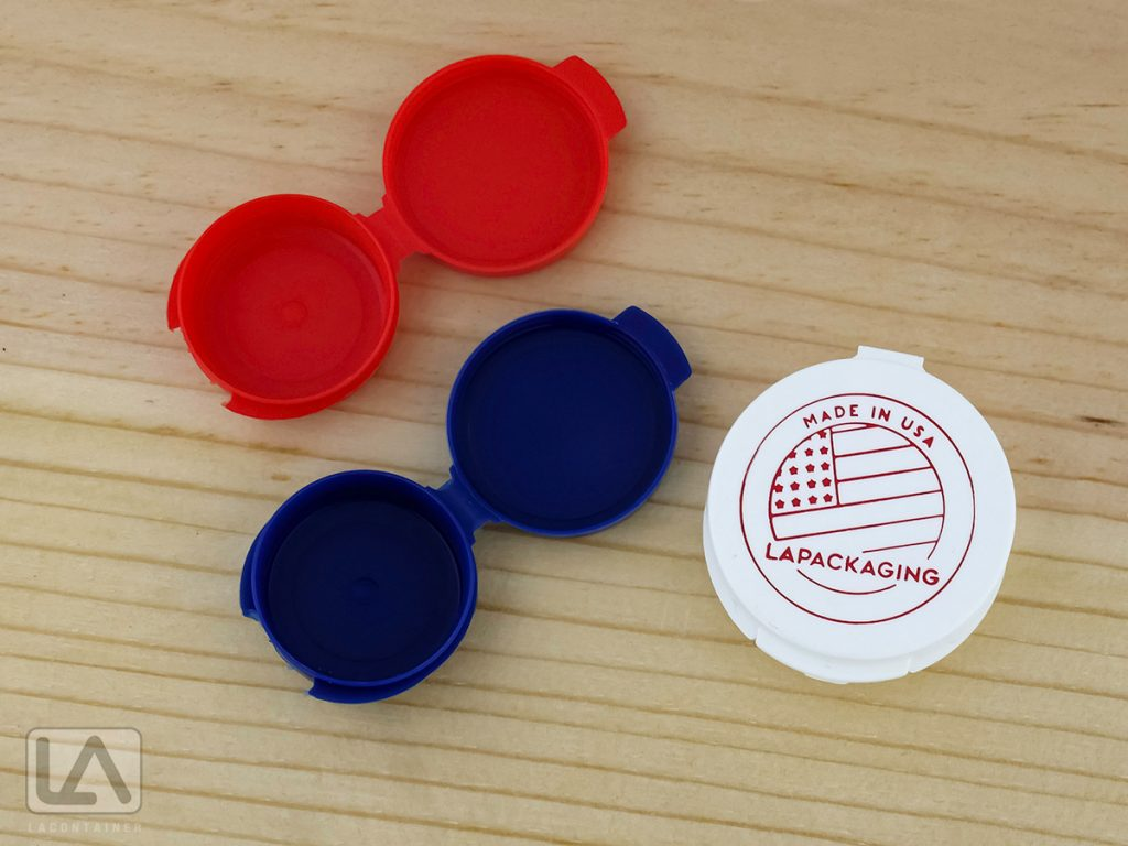 USA Made Containers In Multiple Colors and Customization Options