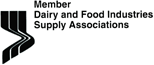 Member Dairy and Food Industries Supply Associations