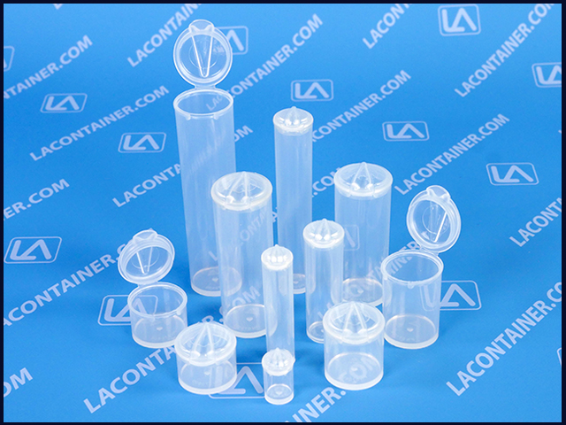 Small Plastic Micro Vials Microvials Made From