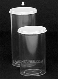 Thornton Vials Manufactured From Lightweight Polystyrene